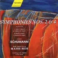 Symphonies Nos. 2 & 4 (č. 2 C dur op. 61, č. 4 d moll op. 120)