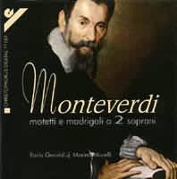 Motetti e madrigali a 2 soprani