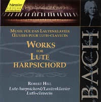 Works for the Lute Harpsichord (