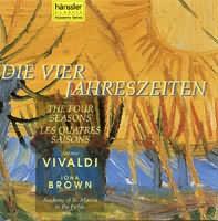 Die Vier Jahreszeiten (4 roční doby), Konzerte für 2 und 4 Violinen (RV.522 + 580)