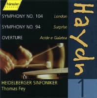 Symphony No. 104 D-Dur