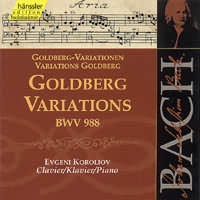 Goldberg Variations (BWV 988) (2CD)
