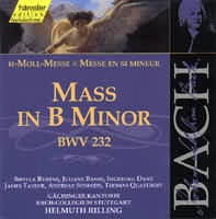 Messe h-Moll (BWV 232) (2CD)