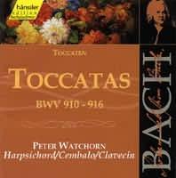 Toccatas (BWV 910-916)