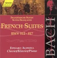 French Suites (BWV 812-817) (2CD)