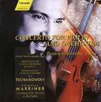 Koncert pro housle a orch. D dur, Meditace, Romeo a Julie