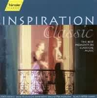 Inspiration Classic (The Best Moments in Classical Music): Mozart, Schubert, Dvořák, Glinka, Bizet.