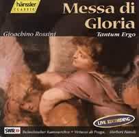 Messa di Gloria, Tantum ergo,