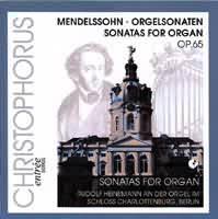 Orgelsonaten op. 65