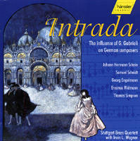 Intrada (The influence of G. Gabrieli on German composers): (Schein, Scheidt, Simpson, Engelmann)
