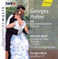 Daphnis et Chloé; La Valse; BIZET Georges: Symphony in C