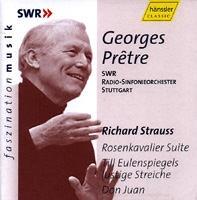 Rosenkavalier Suite, Till Eulenspiegels lustige Streiche, Do...