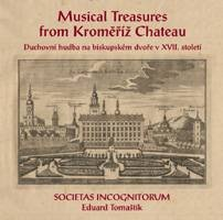 Musical Treasures from Kroměříž Chateau: P. Verdina, G. Vale...