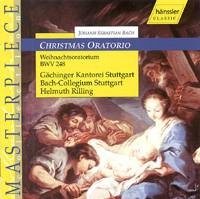 Christmas Oratorio (BWV 248) (3CD)