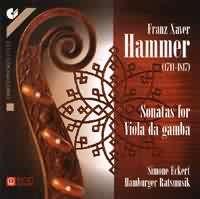 Sonatas for Viola da gamba