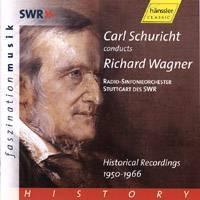 WAGNER Richard (Carl Schuricht): Parsifal, Tristan a Isolda,...