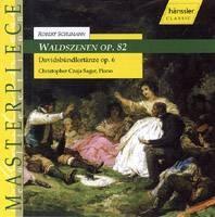 Waldszenen op. 82, Davidsbündlertänze op. 6
