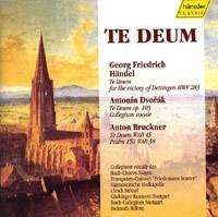 Te Deum: Händel, Dvořák, Bruckner (2CD)