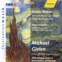 Symphony No. 4 G Major (Michael Gielen)