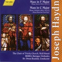 Mass in F Major, Mass in C Major