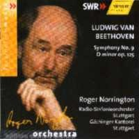 Symphony No.9, D minor op.25 : Roger Norrington