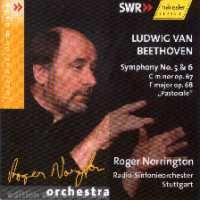 Symphony No. 5+6: C minor op.67, F major op.68