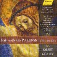 Johannes Passion (Valery Gergiev) (2CD)