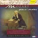 Piano Sonatas (KV 281, 310, 533, 545)