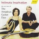 Intimate Inspiration (The Amadeus Guitar Duo)