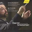 String Symphony No.3, op.73, Concerto in D