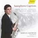 Saxophone Caprices