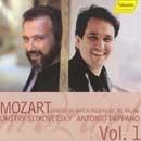 Sonatas for Piano and Violin KV 304, 305, 380, 454, Vol. 1 (...