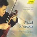 Salut d' amour (Ch. Li - violin)