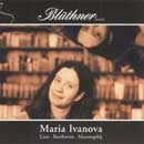 Maria Ivanova am Blüthner