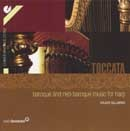 Toccata  (baroque and neo-baroque music for harp)