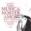 Musica noster amor (Societas Incognitorum - Eduard Tomaštík, Barbara M. Willi)