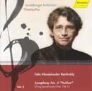 Symphony No. 4 - Italian; String symphonies 7 + 12