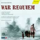 War Requiem - Op. 66 (H. Rilling) (2SACD)