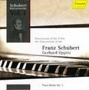 Klaviersonate G-Dur D894, Klavierstucke D 946 (G. Oppitz)