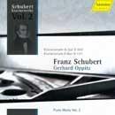 Klaviersonate A-Dur D 959,  E-Dur D 157 (G. Oppitz)