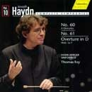 Complete Symphonies No. 60, No. 61 (T. Fey)