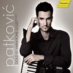 Goldberg Variations (Denis Patkovic - Accordion)