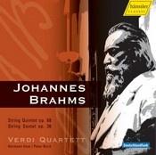 String Quintet F Major op. 88, Streichquintett F-Dur op. 88, (Verdi Quartett)