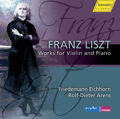 Works for Violin and Piano (F. Eichhorn, R. D. Arens)