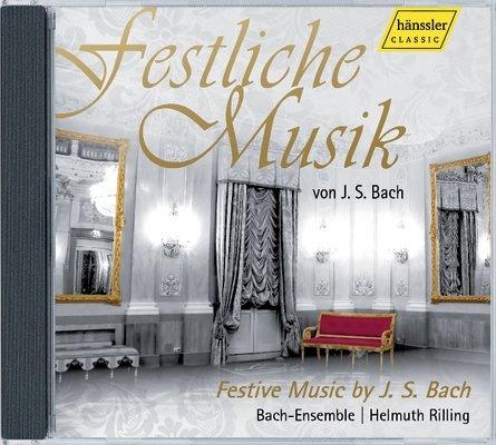 Festliche Musik von J. S. Bach  (H. Rilling)