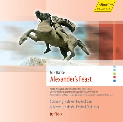 Alexander's Feast (R. Beck) (2CD)
