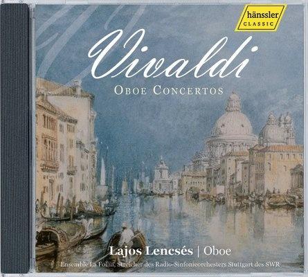 Oboe Concertos (Lajos Lencsés)