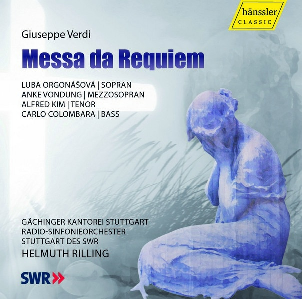 Messa da Requiem (H. Rilling) (2CD)