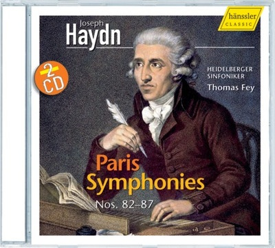 Paris Symphonies (2CD)