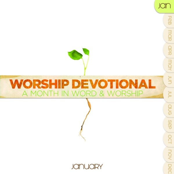 Worship Devotional - January (2CD)